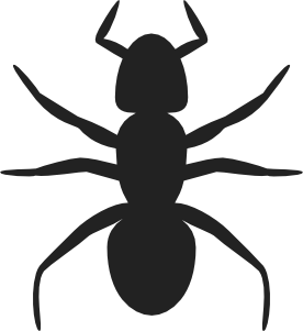 ant clipart simple