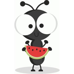 Ant clipart summer picnic. Picnics and silhouettes