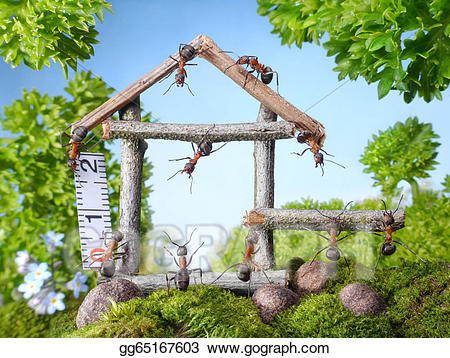 Ant clipart teamwork. Clip art team of