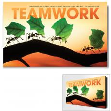 Motivational posters and inspirational. Ant clipart teamwork