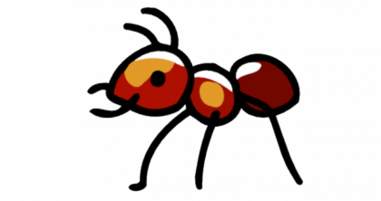 Ants clipart transparent background. Ant png images free