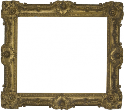 Antique frame png. Download free transparent image