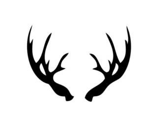 Free antler cliparts download. Antlers clipart
