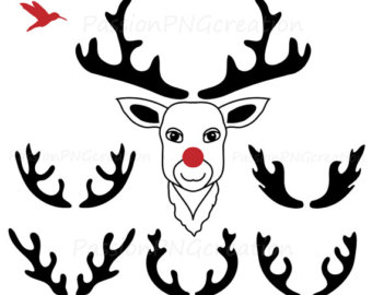 Antler clipart baby deer. Free collection download and