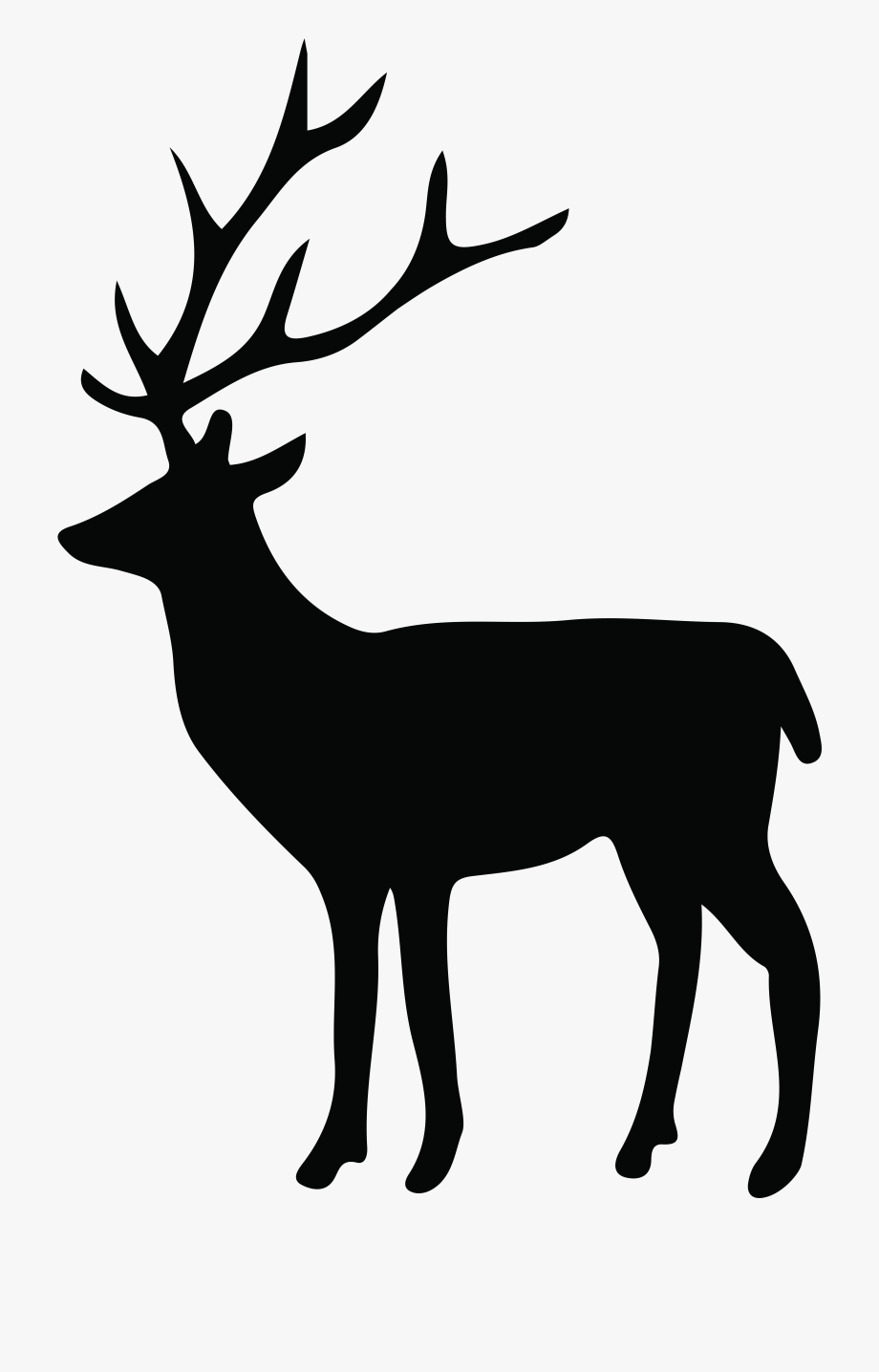 Download hunting antler and. Antlers clipart deer rack