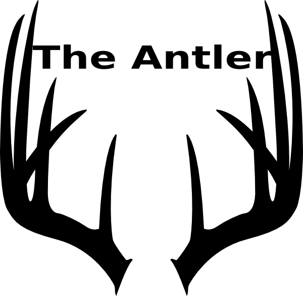 Clip art at clker. Antler clipart cartoon
