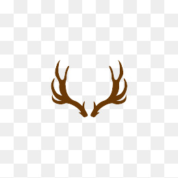 Png vectors psd and. Antlers clipart buck antler