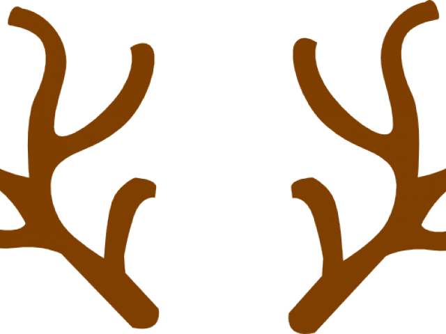 Free antler download clip. Antlers clipart easy
