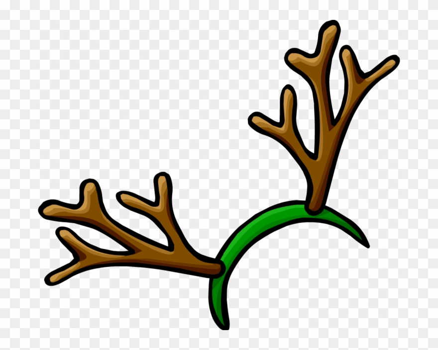 Antler clipart raindeer. Permalink to beautiful antlers