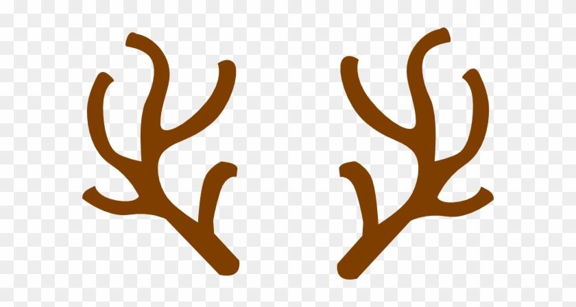 Antler clipart reindeer ear. Ears cliparts antlers free