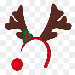 Rudolph reindeer moose cartoon. Antler clipart reindeer's