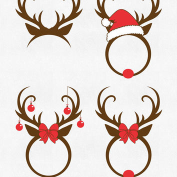Antlers clipart rudolph the red nosed reindeer. Best antler products on