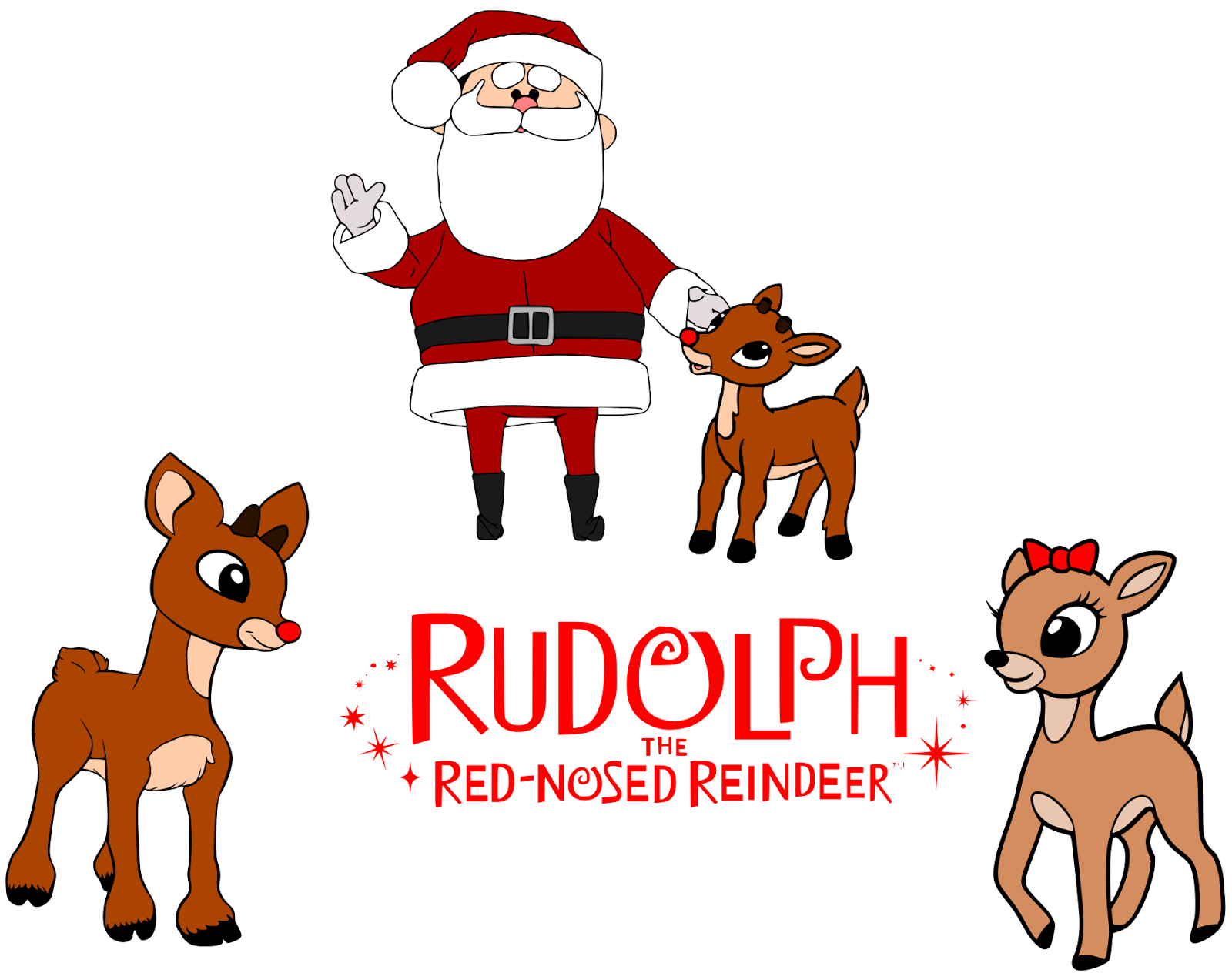 Antler clipart rudolph the red nosed reindeer. Do you recall most
