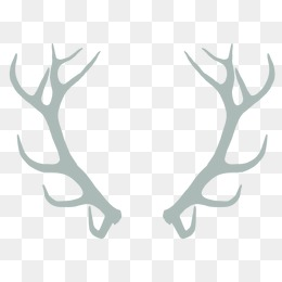 Cartoon png images vectors. Antlers clipart animated