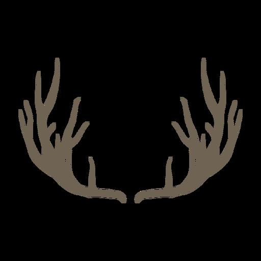 Deer free png images. Antlers clipart transparent background