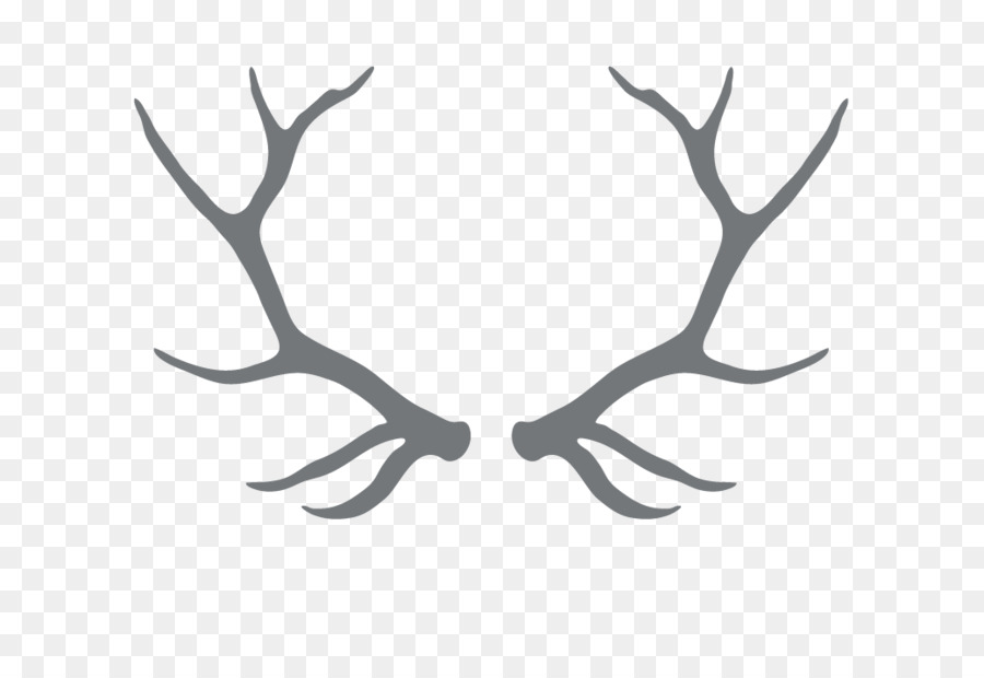 Antler clipart white tail. Background deer transparent clip
