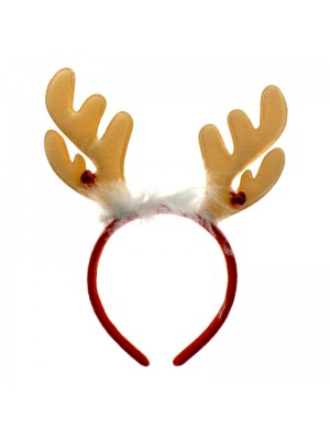 Wholesale deely boppers heart. Antlers clipart headband