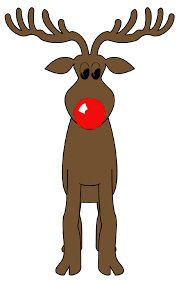 best rednosed images. Antlers clipart rudolph the red nosed reindeer