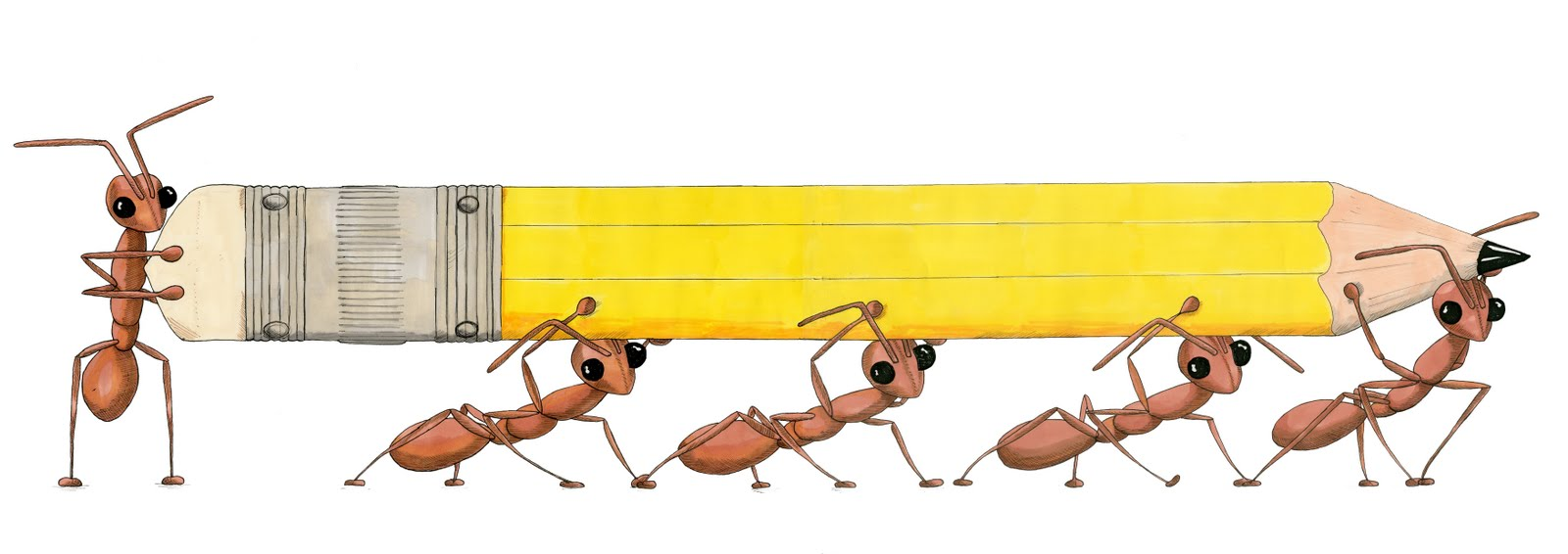 Ants clipart ants marching. Clip art n free