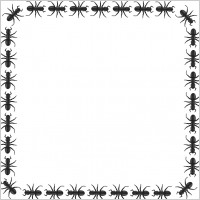 Free ant cliparts download. Ants clipart border