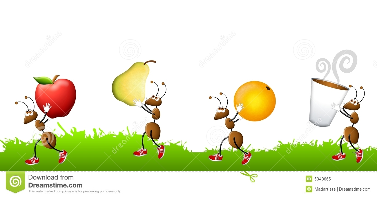 Ants clipart carry. Carrying branch ant explore