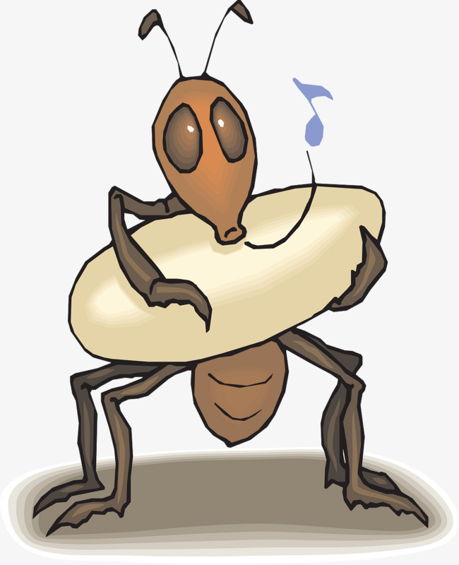 Ants clipart cooperation. Hard brown industrious ant
