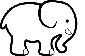 Ants clipart elephant. Jeep black and white