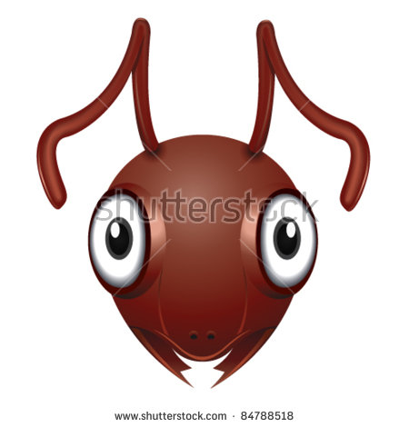 Free download clip art. Ants clipart face