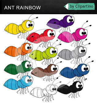 Ant teaching resources teachers. Ants clipart family