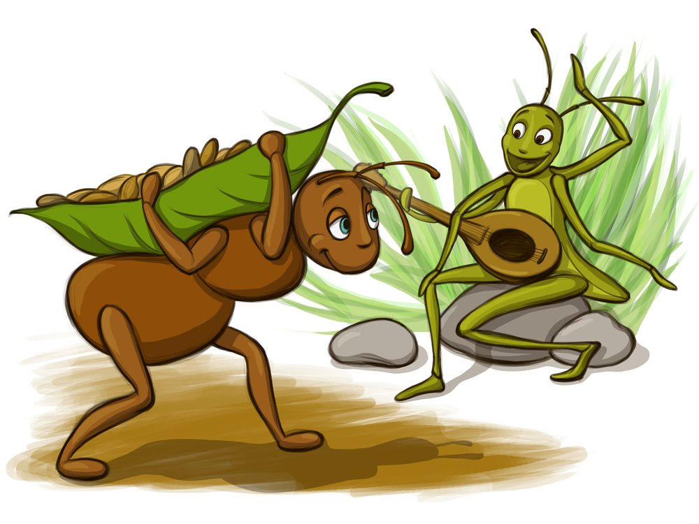 Ants clipart food. English moral story the