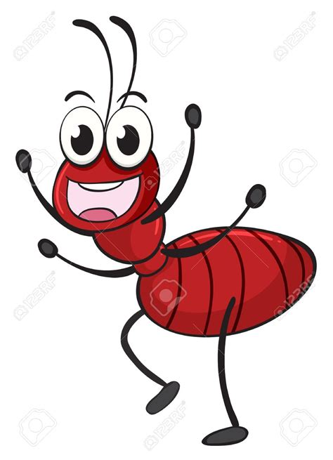 Ants clipart happy. Ant clip art falcones