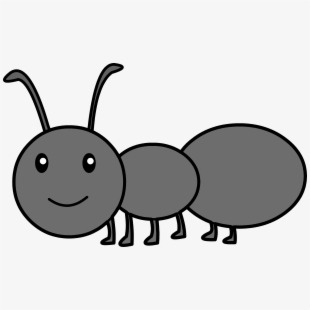 Free cliparts silhouettes cartoons. Ants clipart happy