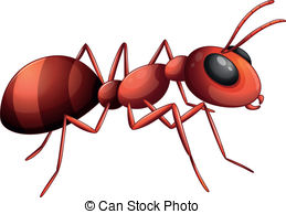Ants clipart illustration.  clipartlook