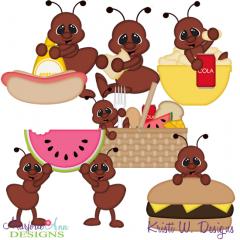 Ants clipart summer picnic. Pin on disney classroom