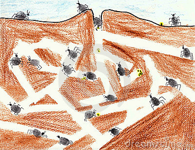 collection of ant. Ants clipart underground