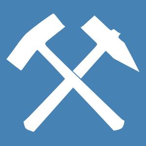 Anvil clipart anvil hammer. White clip art at