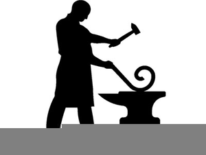 Anvil clipart blacksmith. Free images at clker