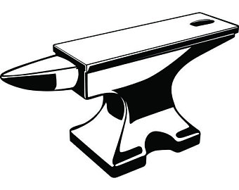 Free download best on. Anvil clipart drawing