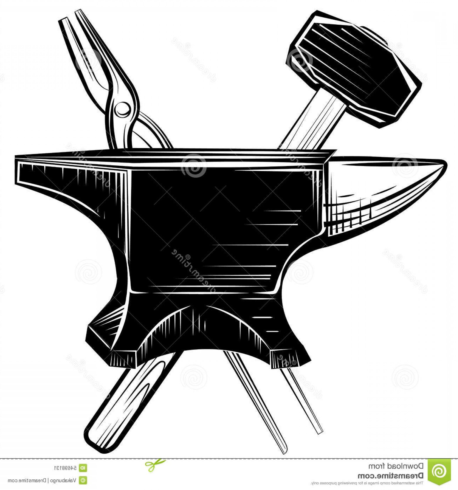 Anvil clipart guild. Free smithy download clip