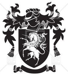 Anvil clipart medieval. Mythological gryphon on coat