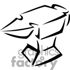 best images on. Anvil clipart metal fabrication