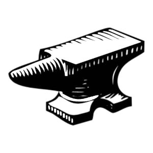 anvil clipart smithy