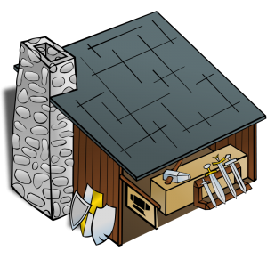 Clipground. Anvil clipart smithy