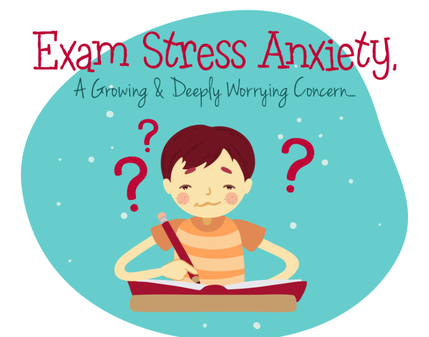 Anxiety clipart academic stress. Exam causes ways to