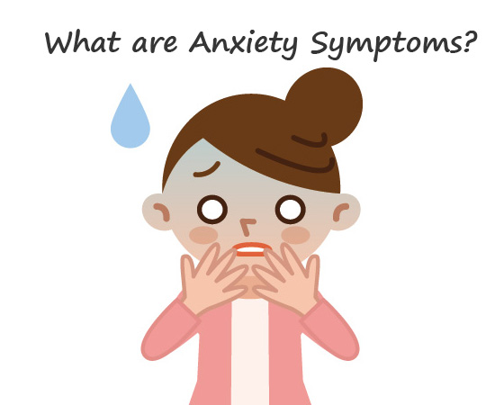 Anxiety clipart anxiety disorder. Symptoms signs of in