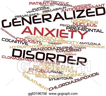 Clip art generalized stock. Anxiety clipart anxiety disorder