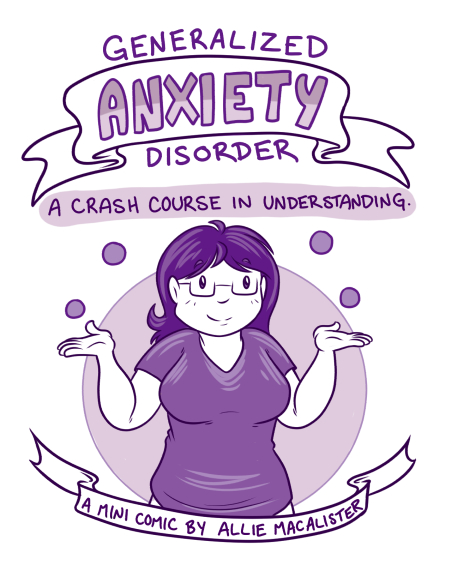Generalized a crash course. Anxiety clipart anxiety disorder
