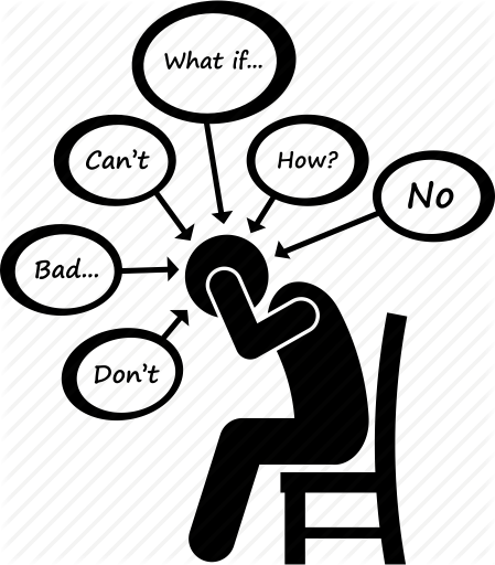 Anxiety clipart black and white. Cartoon text font transparent