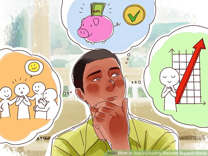 Anxiety clipart cacophony. How to join an