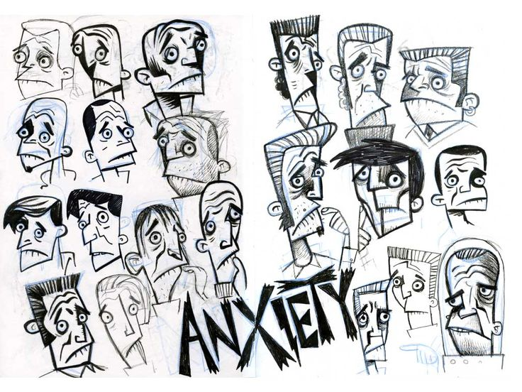 best art on. Anxiety clipart cacophony